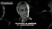 Fashiontv Michel Adam and Al Habtoor Group Celebrate Signing of First Fashion Hotel Dubai