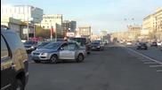 В Русия не се шегуват , спират и тези с Майбах !