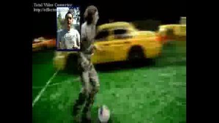 Pepsi Max 2008 - Реклама От Фенове
