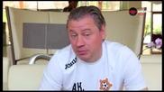 Един от създателите на Висшата лига говори за Украйна