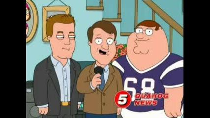 Family Guy - Patriot Games