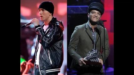 Eminem ft. Bruno Mars- Lighters New 2011