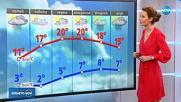 Прогноза за времето (14.03.2019 - централна)
