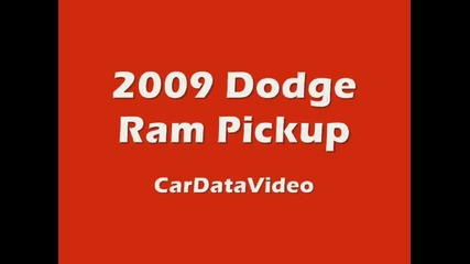 2009 Dodge Ram Pickup