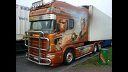 Scania - 164l - 580 - V8 sound