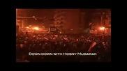 Протести в Египет - песен срещу Мубарак