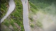 Да караш колело назад при 80 km/h !