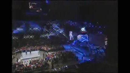 Крис Беноа срещу Джон Сина Разбиване 04.12.2003