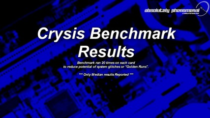 H D7970 Vs G T X580 in The Crysis Benchmark