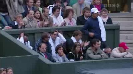 Nadal Vs Federer 2008 Wimbledon Final Last Game