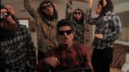 * Превод * Bruno Mars - The Lazy Song * Official video * Високо качество *