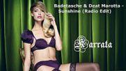 Badetasche & Deat Marotta - Sunshine ( Radio Edit )