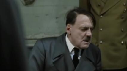 Хитлер за новата песен на Фики - is this love - Издислав
