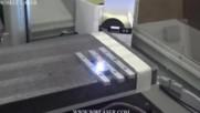 Лазерно гравиране машина