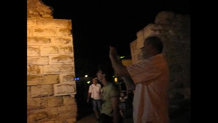 гр.несебър-стар град.23.07.2011г.