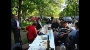 Горно Белево-другарска среща Април 2014г/след пауза 27 години