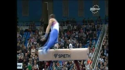 Британец стана европейски шампион на кон с гривни