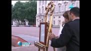 Уилям и Кейт ще покажат на света британски принц