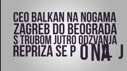 Dj Toya feat. Bojan Bjelic & Mc Toba - Balkanska truba