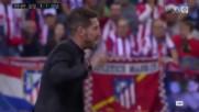 Атлетико Мадрид 4:2 Малага ( 29.10.2016 )