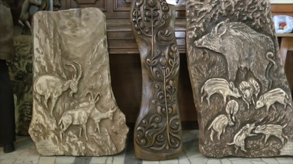Юбилейна изложба по дърворезба на Васил Даскалов
