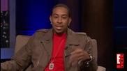 Chelsea Lately - Ludacris interview [високо качество]