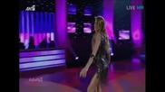Хиляда и една нощи ~ Ангелики Илиади (live @ Dancing With The Stars)
