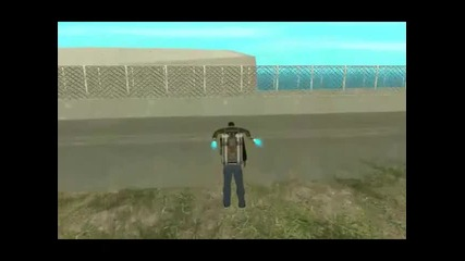 San Andreas video background