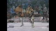 TNA Naruki Doi & Masato Yoshino vs. Ultimo Guerrero & Rey Bucanero