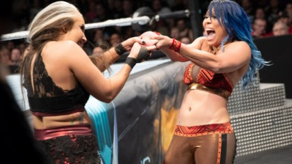 Mia Yim vs. Allysin Kay - First-Round Match: Mae Young Classic, Sept. 19, 2018