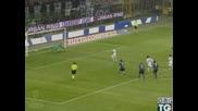"""Интер"" на четвъртфинал за Купата след 3:2 над ""Дженоа"""