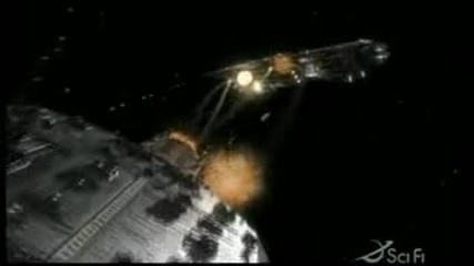 Stargate Atlantis - if they want war. well give em war!