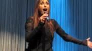 Anna Oxa - Storie , live -2013