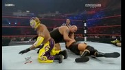 Wwe Fatal 4 Way World Heavyweight Championship Fatal 4 - Way Match part 1