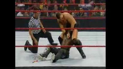 Fatal Four Way 2010 - The Miz vs R - Truth ( U S Championship)