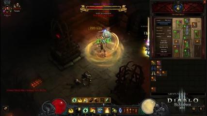 Diablo 3 Reaper Of Souls - Gr 32 Test Monk
