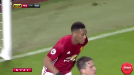 Highlights: Manchester United - Middlesbrough 31/12/2016