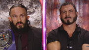 Austin Aries and Neville argue en route to WWE Extreme Rules: WWE 205 Live, May 23, 2017