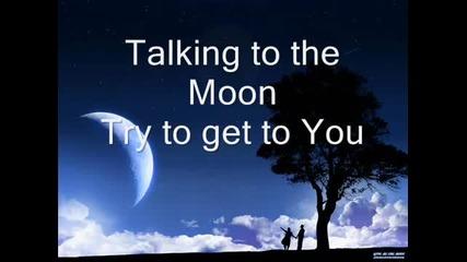 Bruno Mars Talking to the moon lyrics