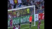btv - Реал (мадрид) - Олимпик (лион) 4-0 - Серхио Рамос (81)