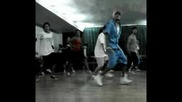 Mj - They Dont Care About Us dance