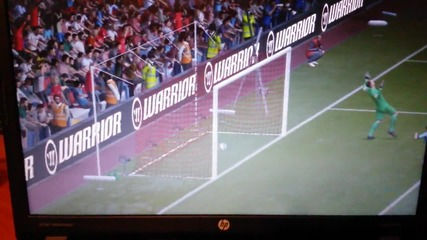 Fifa 15 Goal Line Technology And Superb Goal My Gameplay