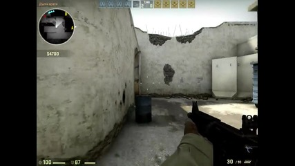 Counter-strike Global Offensive Gameplay on Steam Epizod 3