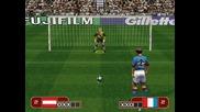 fifa98 дузпи Aston Villa vs Man Utd 2:3