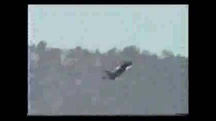 Ф - 18 Хорнет Висш Пилотаж - Салинас