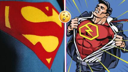 DC Comics шокираха с новия Супермен, който е бисексуален, показаха целувка с близък приятел