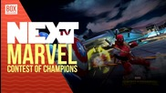 NEXTTV 018: Ревю: Marvel: Contest of Champions