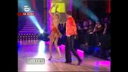 Dancing Stars: Нети & Ал. Докулевски