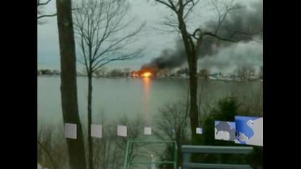 Двама пожарникари бяха убити и двама ранени в Ню Йорк