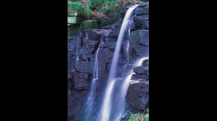 Спокойният Водопад - Tranquil Waterfall